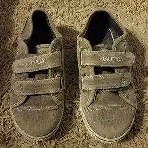 Nautica kid boys shoes size 11